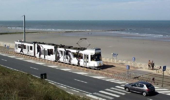 Приміський трамвай в Бельгії є, найдовшим трамвайним маршрутом в світі і становить 68 кілометрів.
