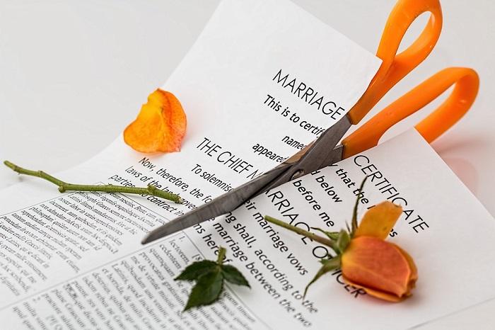 У Бельгії, показник розлучень один з найвищих в світі.