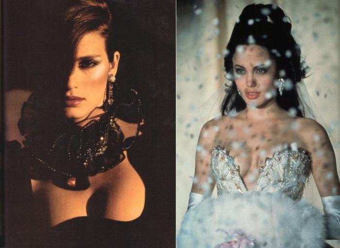 Джіа і Анджеліна Джолі, яка втілила її образ на екрані