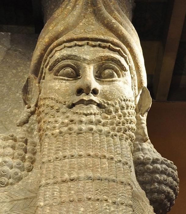 Вавилонський цар Навуходоносор II. | Фото: jnsm.com.ua.