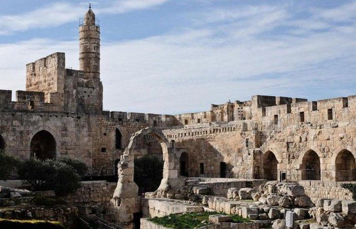 Біблійний факт: палац Ірода. / Фото: listverse.com