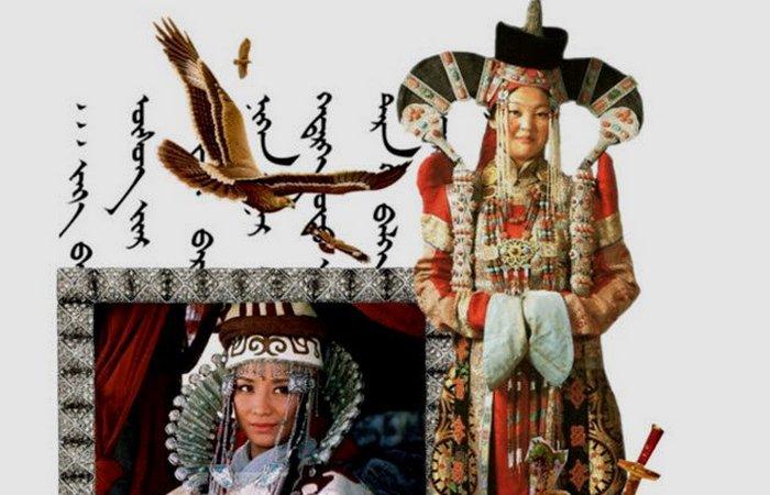 Дочки Чингісхана.