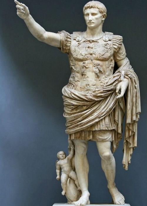 Найшанованіший іноземець Риму.