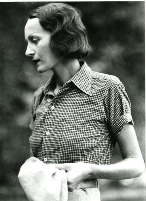 Ільза Ютта Замбона - перша дружина письменника Еріха Марії Ремарка.   Фото: em-remarque.ru.
