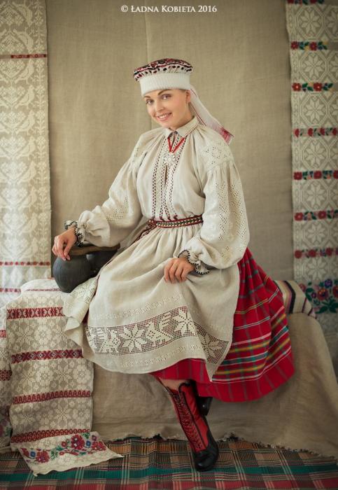 Ганна Сеник. Волинський портрет
