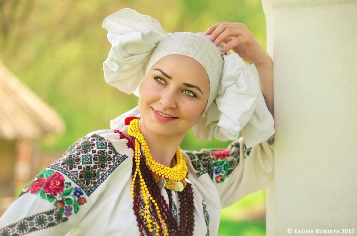 Ганна Сеник. мешканка Буковини