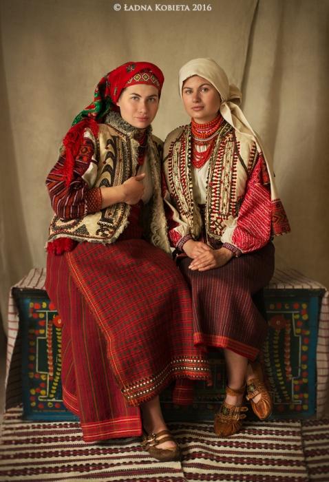 Ганна Сеник. Покутські портрети