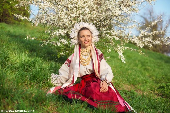 Ганна Сеник. Подільська весна