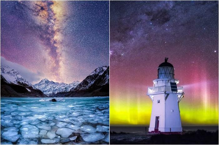 Красиві місця Нової Зеландії.