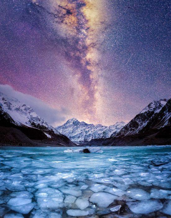 Найвища точка Нової Зеландії.