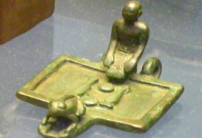 Древній Єгипет: храмові ритуали.