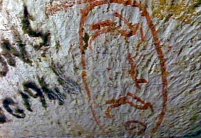Древній Єгипет: гумористичні графіті.