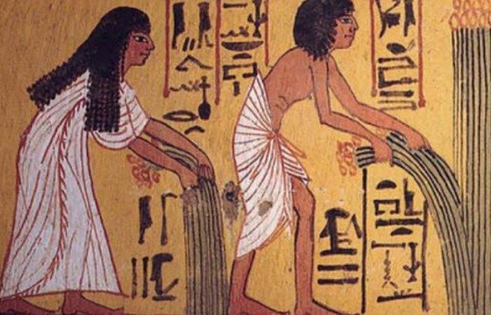 Древній Єгипет: раціон рядових єгиптян.