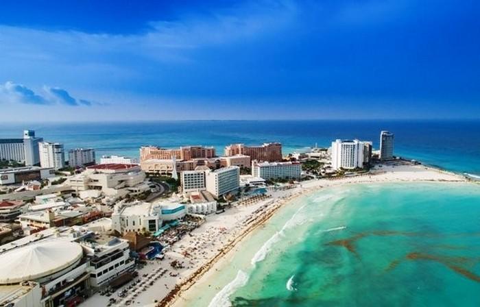 Канкун - найпопулярніше курортне місто у Мексиці.