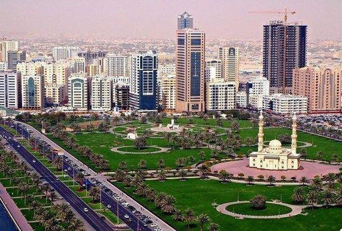 Абу Дабі - сонце круглий рік.