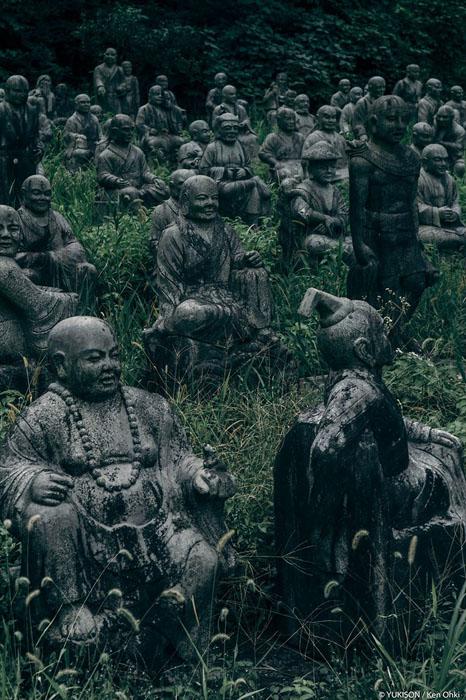 Парк створювався як популярне туристичне місце, де люди б могли відпочити. Фото: Ken Ohki / Yukison.