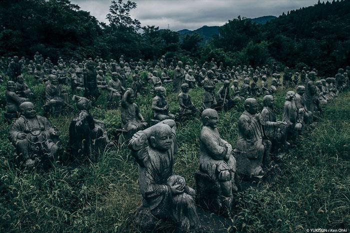 Зараз парк знаходиться в запустінні. Фото: Ken Ohki / Yukison.