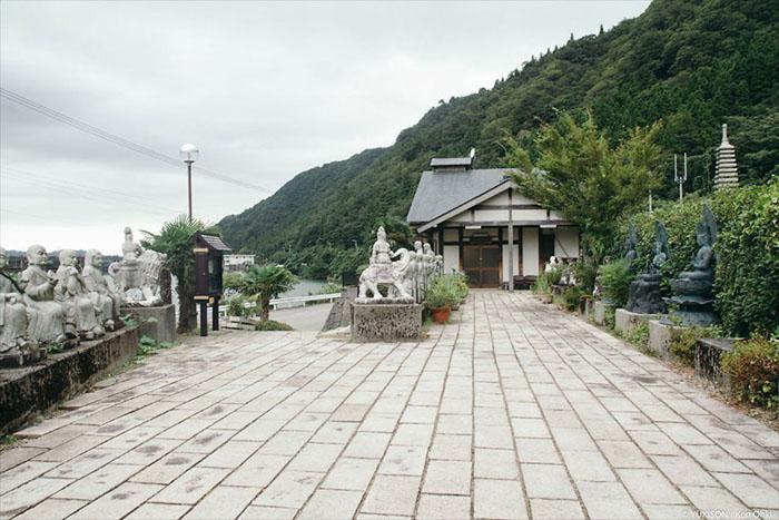 Весь парк знаходиться неподалік від міста Осавано. Фото: Ken Ohki / Yukison.