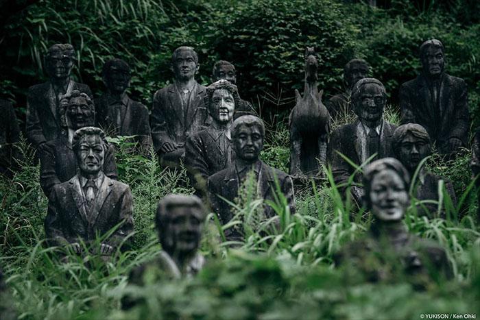 Сьогодні парк не виглядає таким місцем, де б хотілося залишитися після настання темряви. Фото: Ken Ohki / Yukison.
