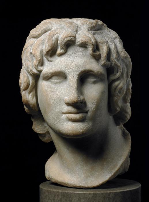 Олександр Македонський - найбільший завойовник Стародавнього світу. | Фото: britishmuseum.tumblr.com.
