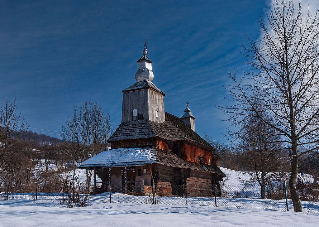 6 місце. Василівська церква, село Сіль (Закарпатська область). Катерина Байдужа