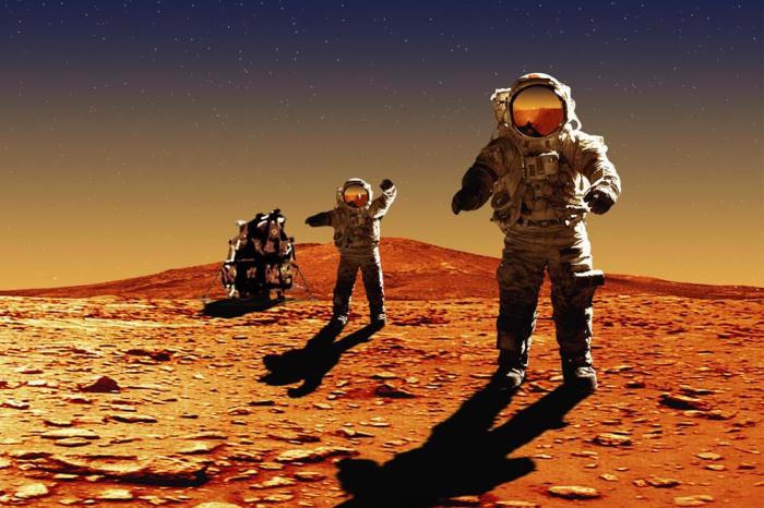 Марс - ідеальне місце для колонізації.