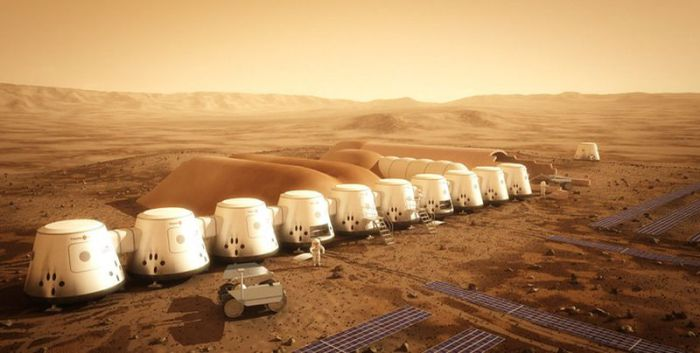 Колонізація Марса.