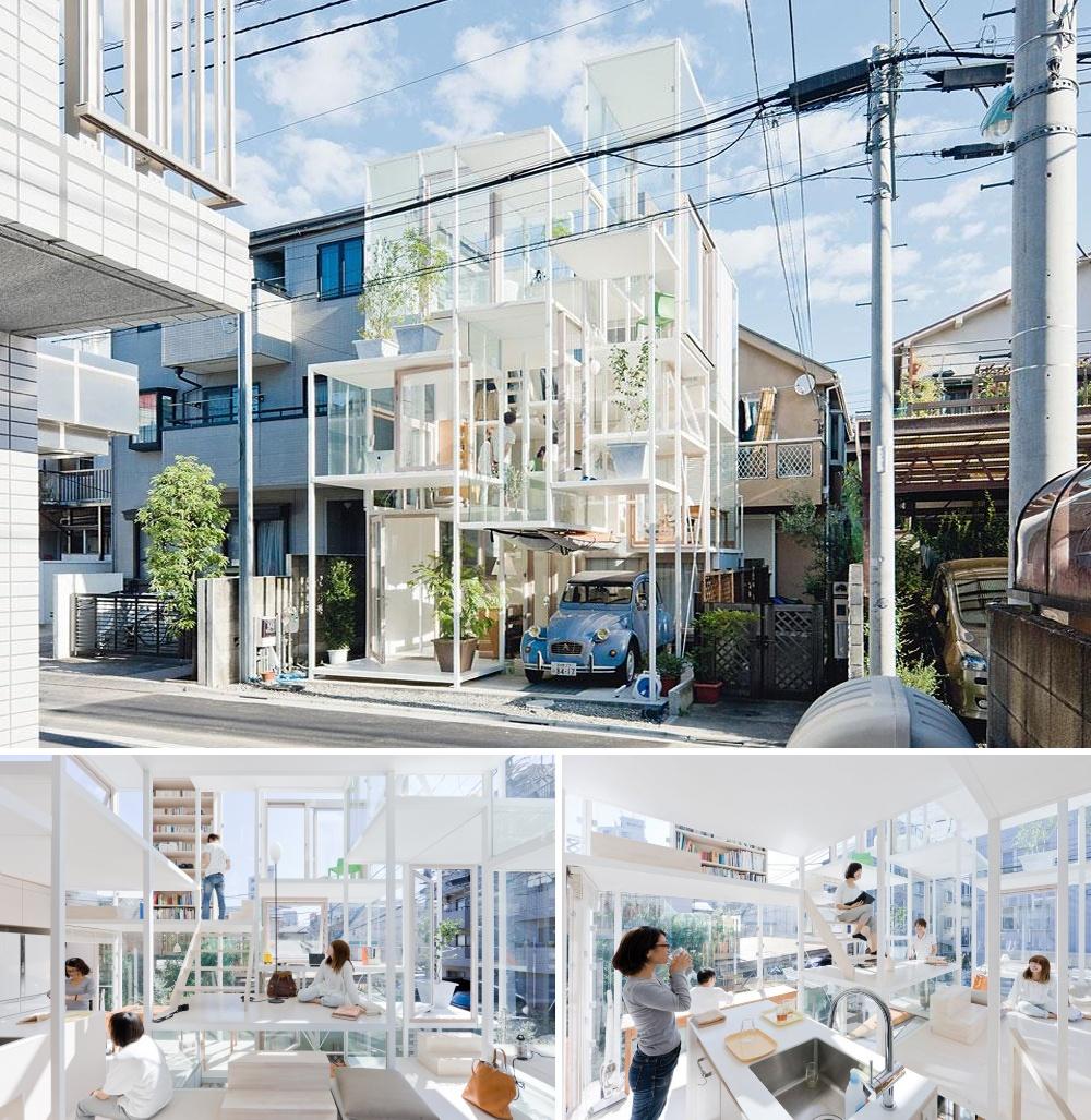 20 мегакрутих будинків, в реальність яких важко повірити