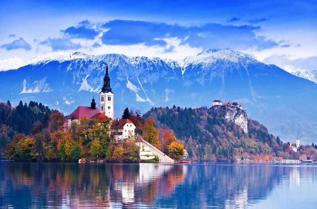 словенія фото