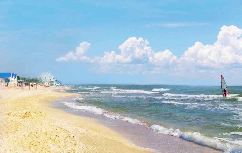 Готуй купальник: які пляжі України  відвідати влітку фото 13