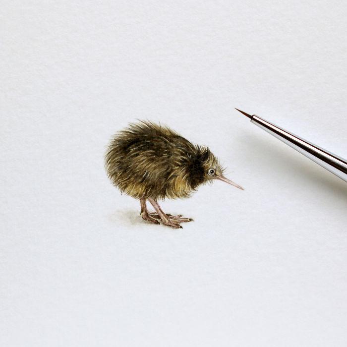 Пташка. Автор: Julia Las.