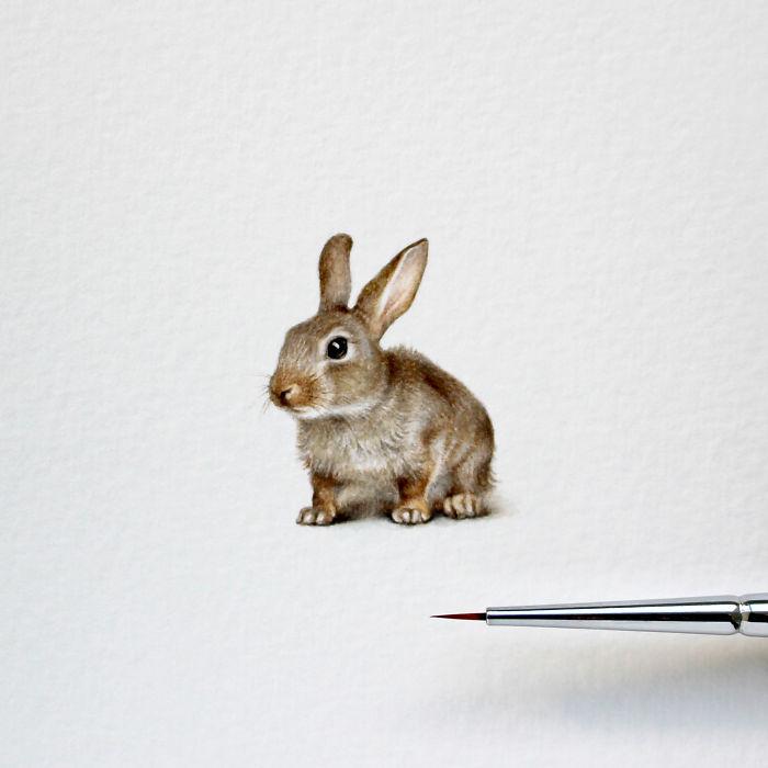 Кролик. Автор: Julia Las.