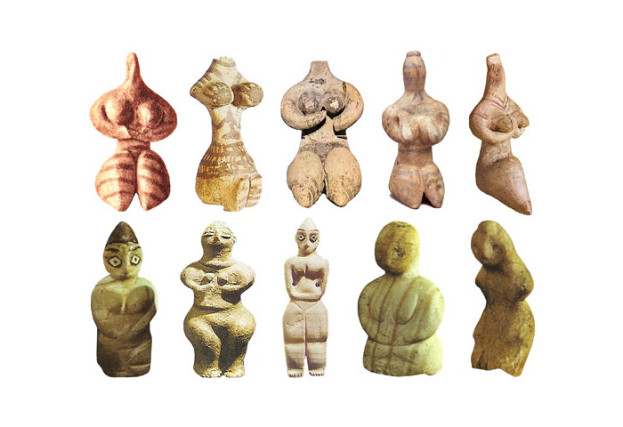 Великі Матері 5300-4200 до н.е.