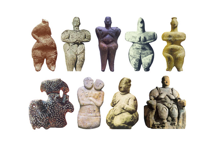 Великі Матері 6300-5300 до н.е.