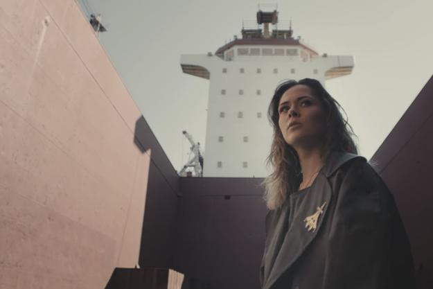 Новий кліп The Hardkiss на пісню Кораблі
