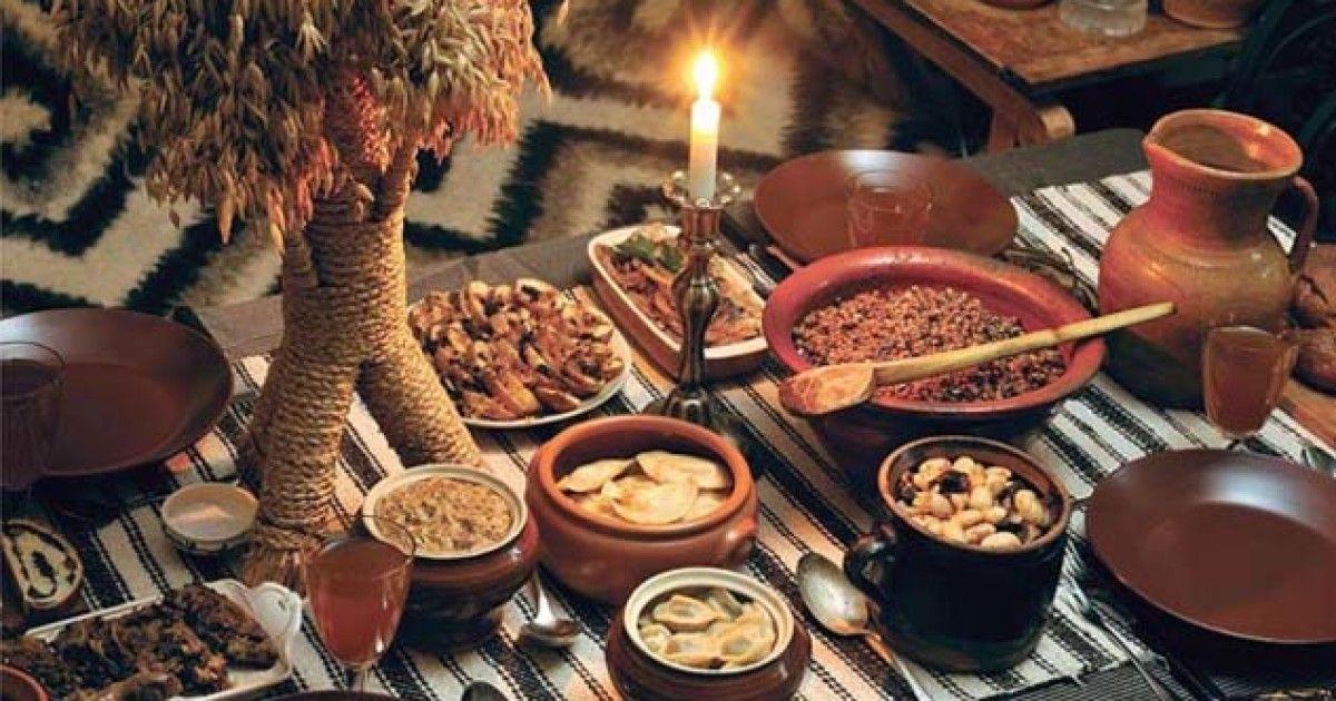 Картинки по запросу Традиційний Святвечір.