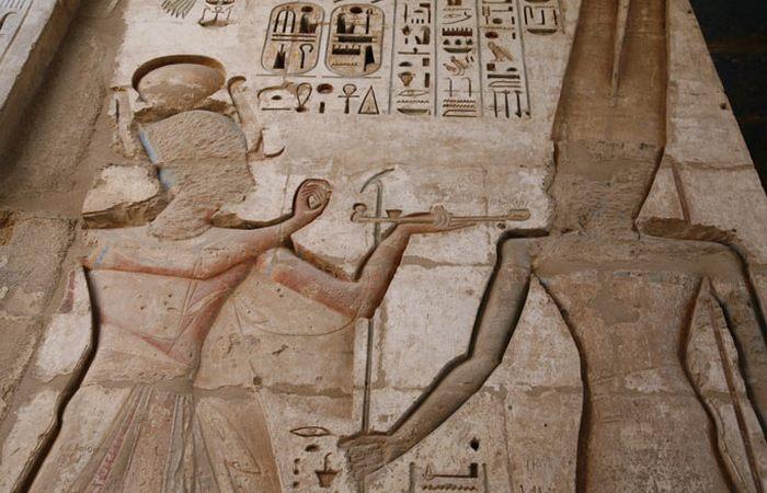 Гігієна в Стародавньому Єгипті: стародавні рецепти. / Фото: caprizulka.ru
