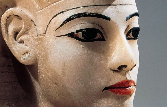 Гігієна в Стародавньому Єгипті: макіяж очей. / Фото: listverse.com
