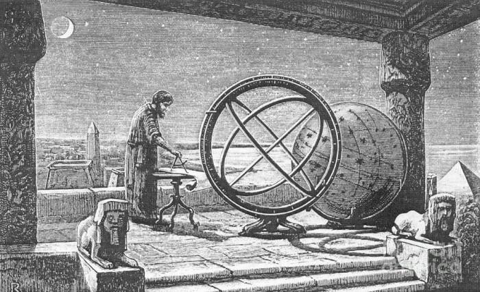 Гіппарх - засновник тригонометрії.