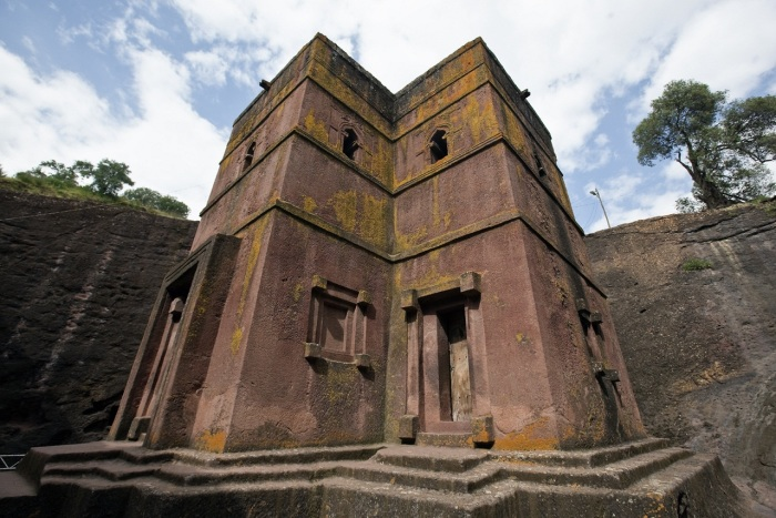 Храмовий комплекс Лалібеле.