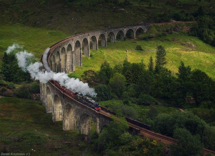 Самий фотогенічний міст Шотландії.